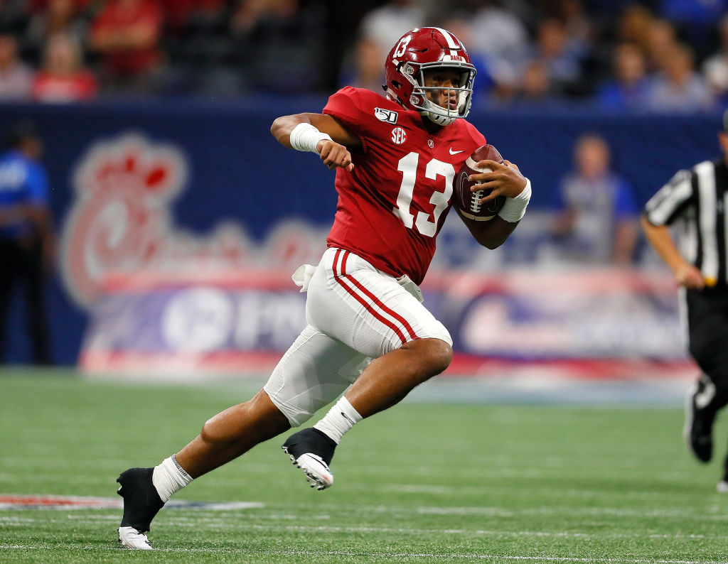 Tua Tagovailoa could be on the move a lot without Tunsil around to protect him in Miami