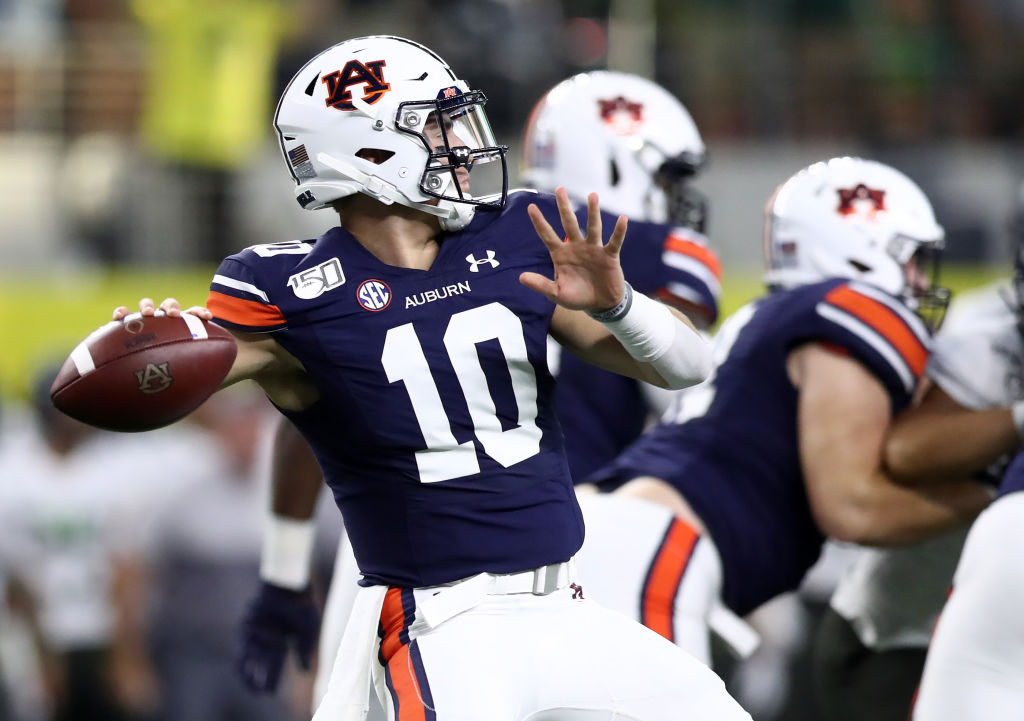3 Facts You May Not Know About New Auburn Tigers Quarterback Bo Nix