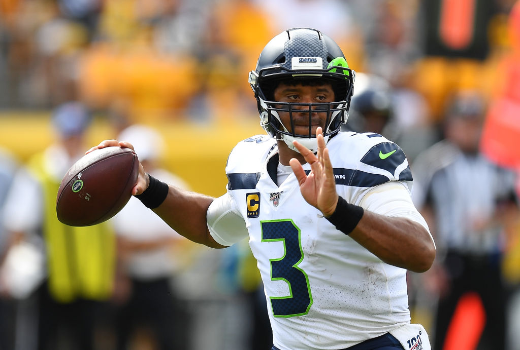 Russell Wilson is going to be tough to beat in Seattle