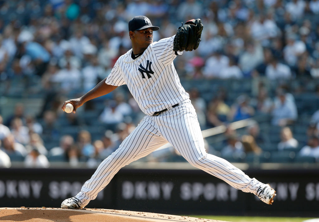 Luis Severino looked like his old self against the Blue Jays