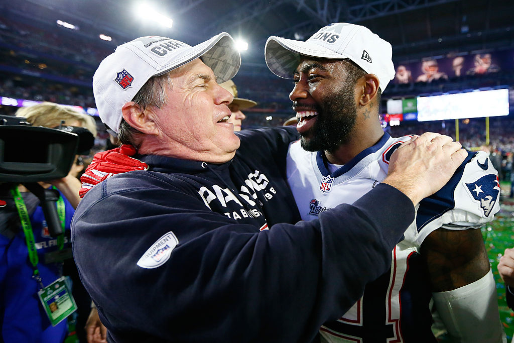 Bill Belichick bringing Darrelle Revis on board worked to perfection