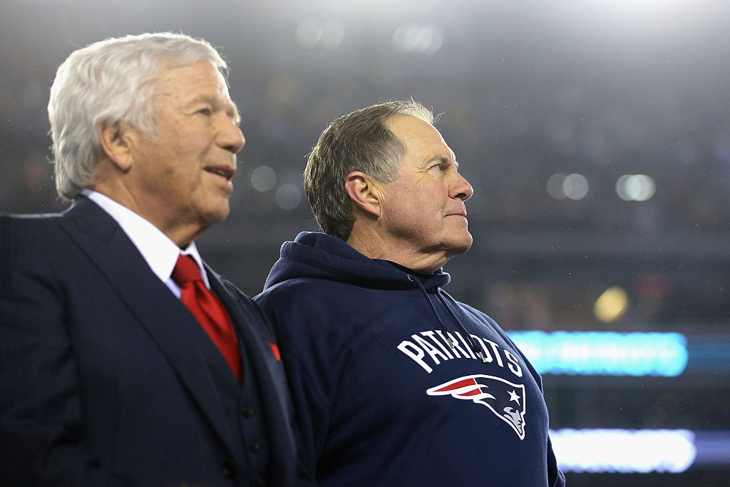 Robert Kraft and Bill Belichick got more than they bargained for
