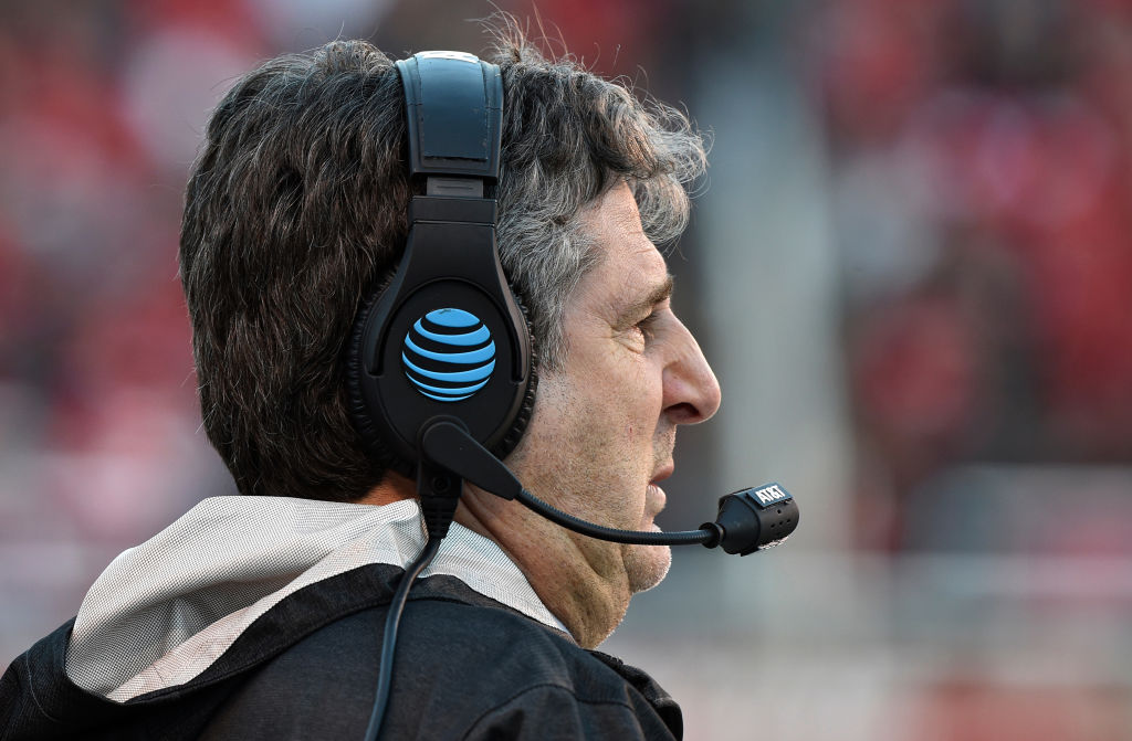 Mike Leach has dialed up the offense since arriving in Pullman