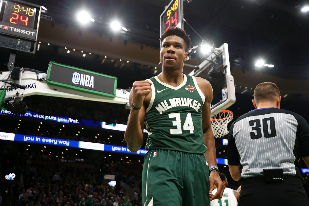 Giannis Antetokounmpo struggled with Greece at the FIBA World Cup, but NBA fans shouldn't be worried about it being a bad sign for the MVP.
