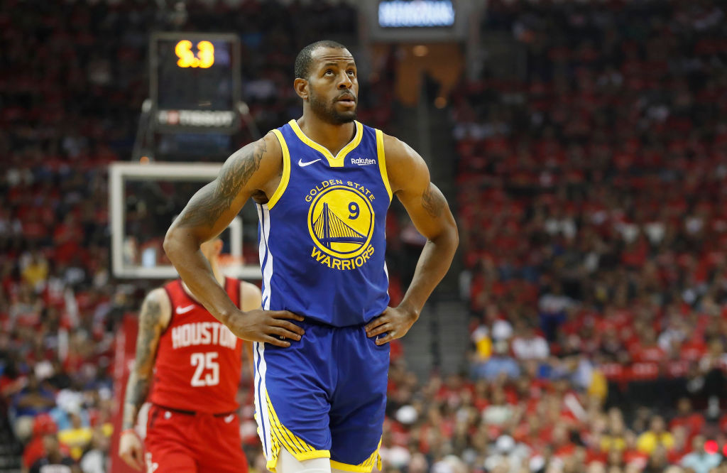 After trading for former Warriors star Andre Iguodala, the Grizzlies shouldn't play games with his contract demands.