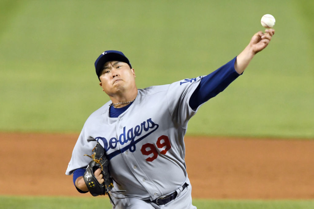 Hyun-Jin Ryu leads the stacked pack of NL Cy Young contenders in 2019.