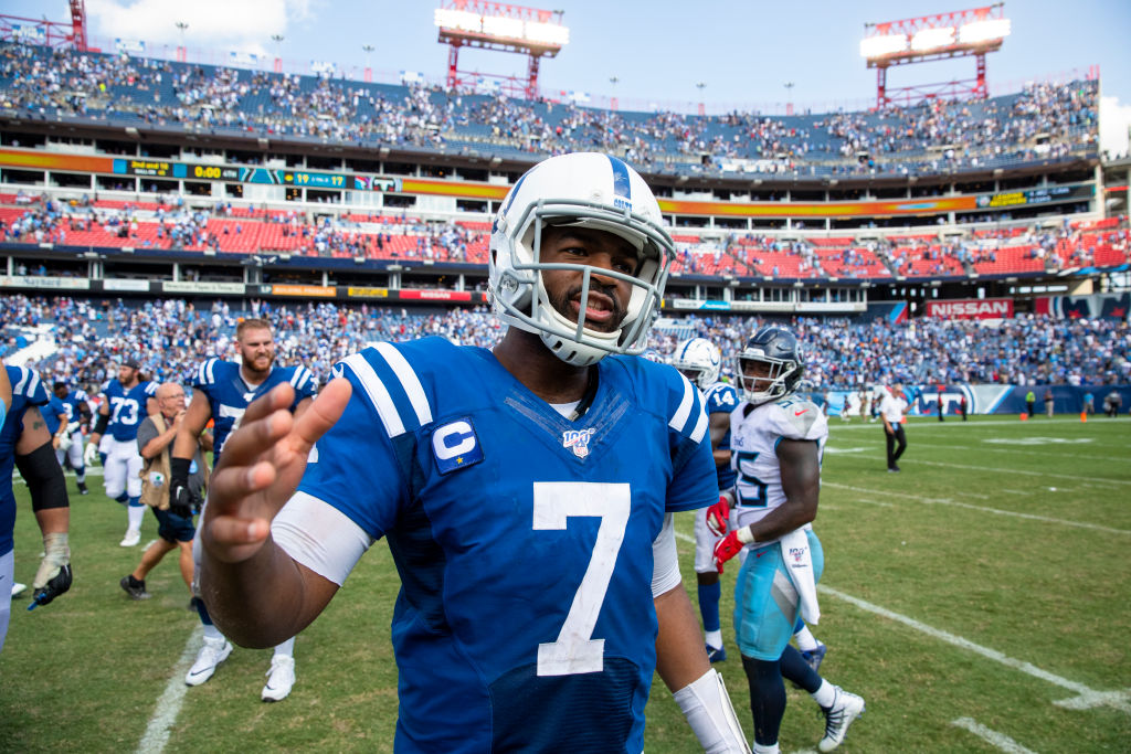 What Jacoby Brissett's $30 Millions Deal Means for the Colts