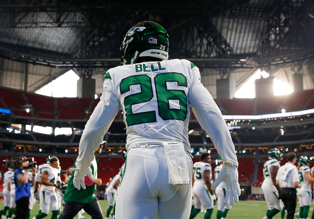New York Jets running back Le'Veon Bell and head coach Adam Gase are both on the same page when it comes to the offense.