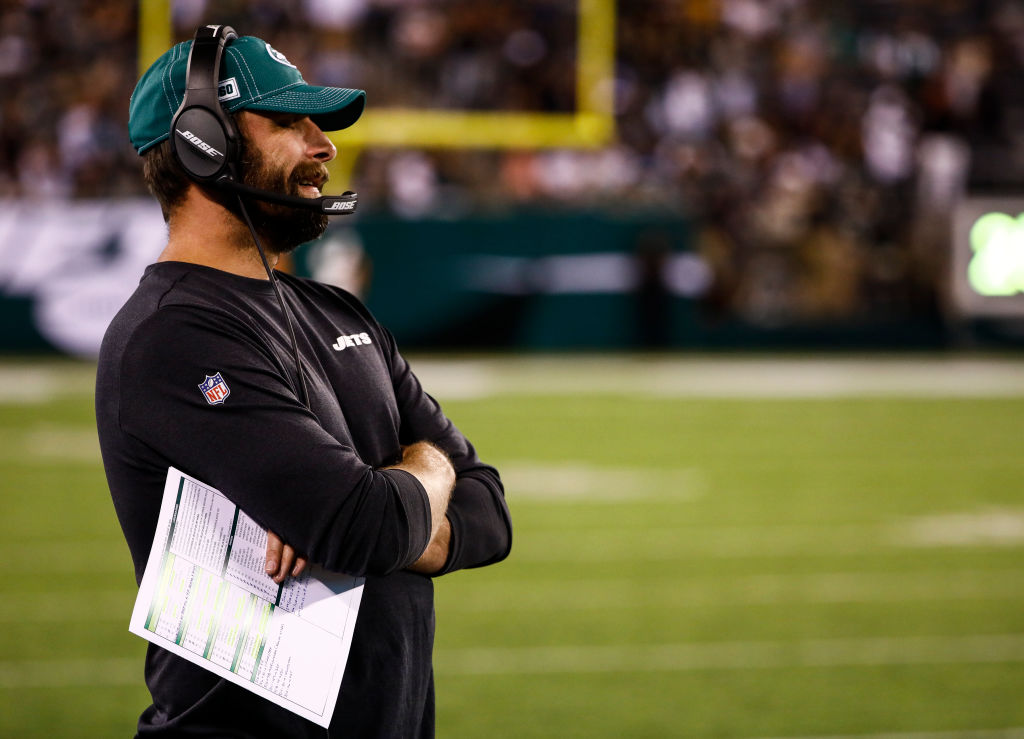 New York Jets head coach Adam Gase and running back Le'Veon Bell are both on the same page when it comes to the offense.