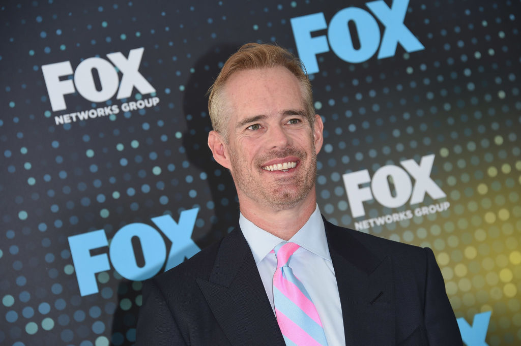 NFL announcer Joe Buck on the red carpet