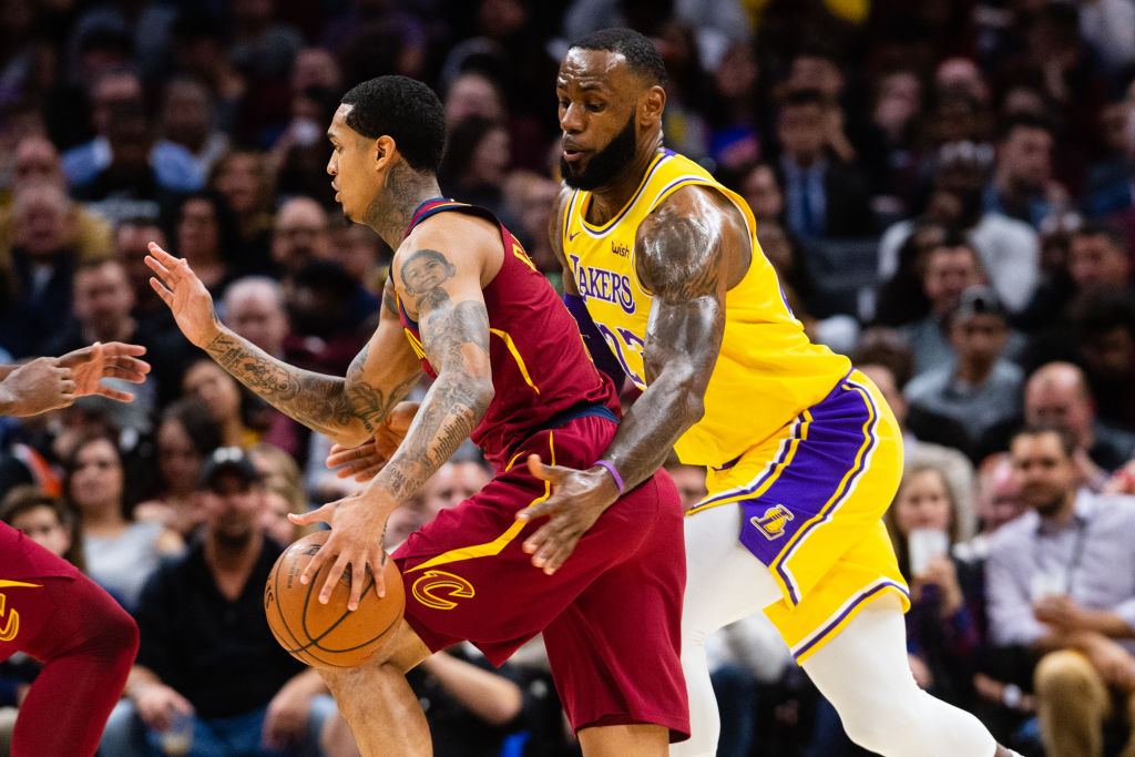 LeBron James could significantly move up the NBA rankings in several stat categories, including steals.