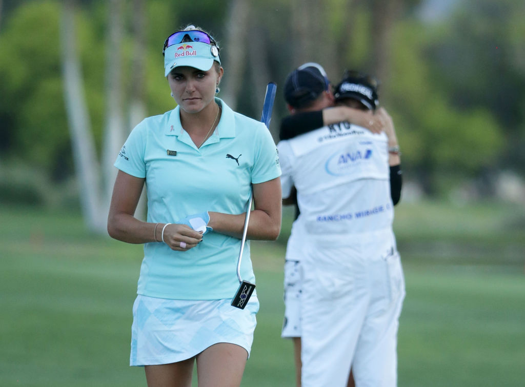 Lexi Thompson Golf rules