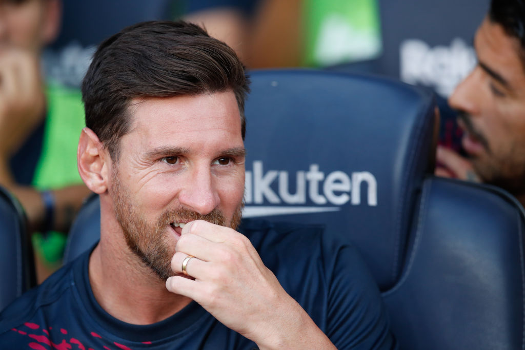 Lionel Messi plays in Norway now? Well, sort of.