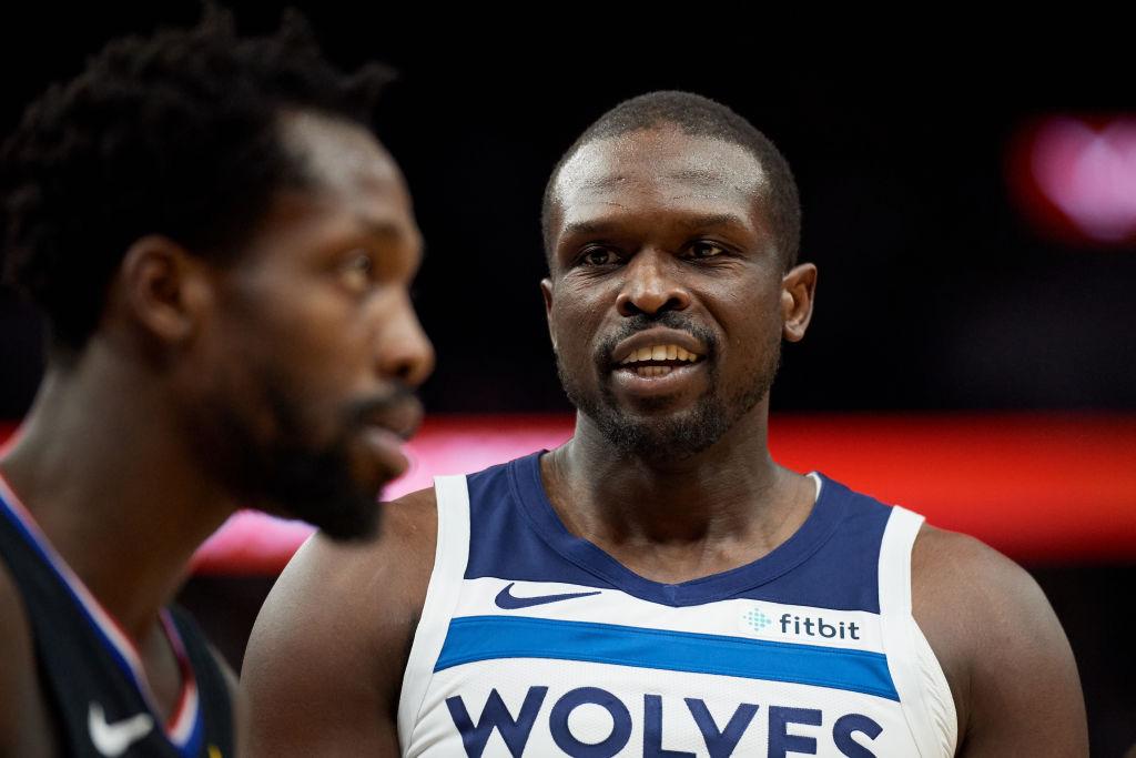 Minnesota Timberwolves - Luol Deng