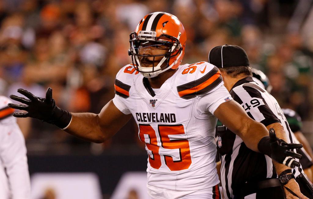 Myles Garrett won't make life easy for Baltimore's offense