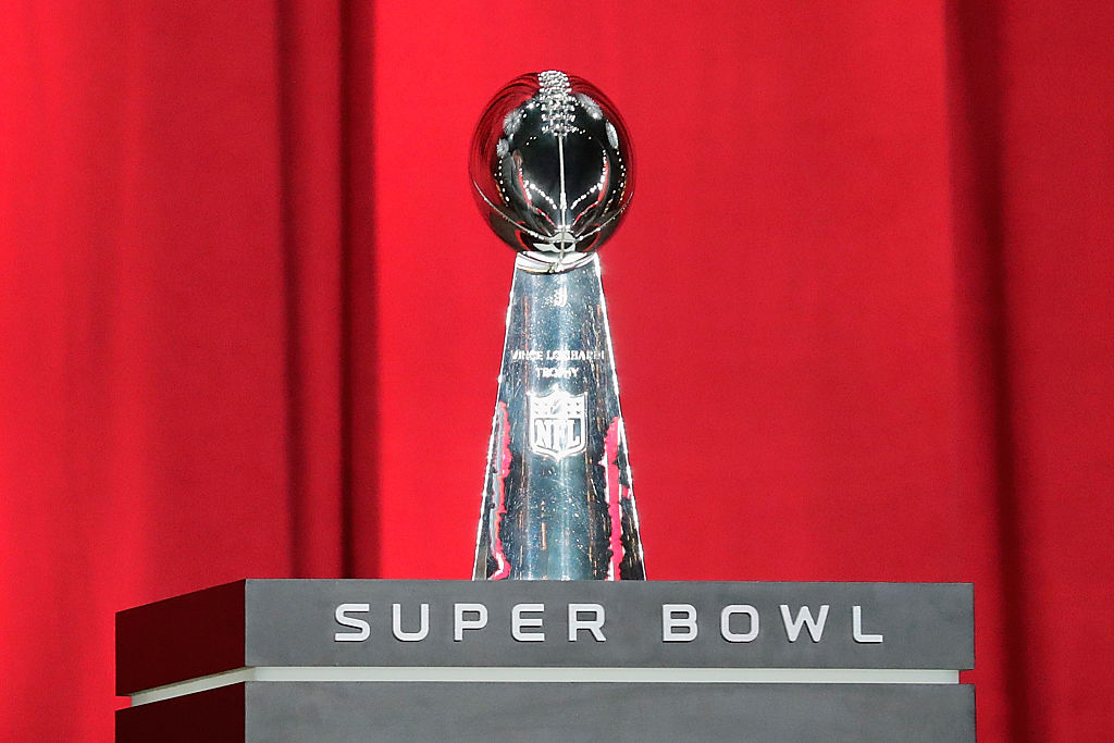 NFL Lombardi Trophy