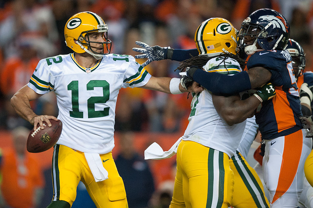 The Packers host the Broncos in one of the marquee games in Week 3 of the 2019 NFL season.
