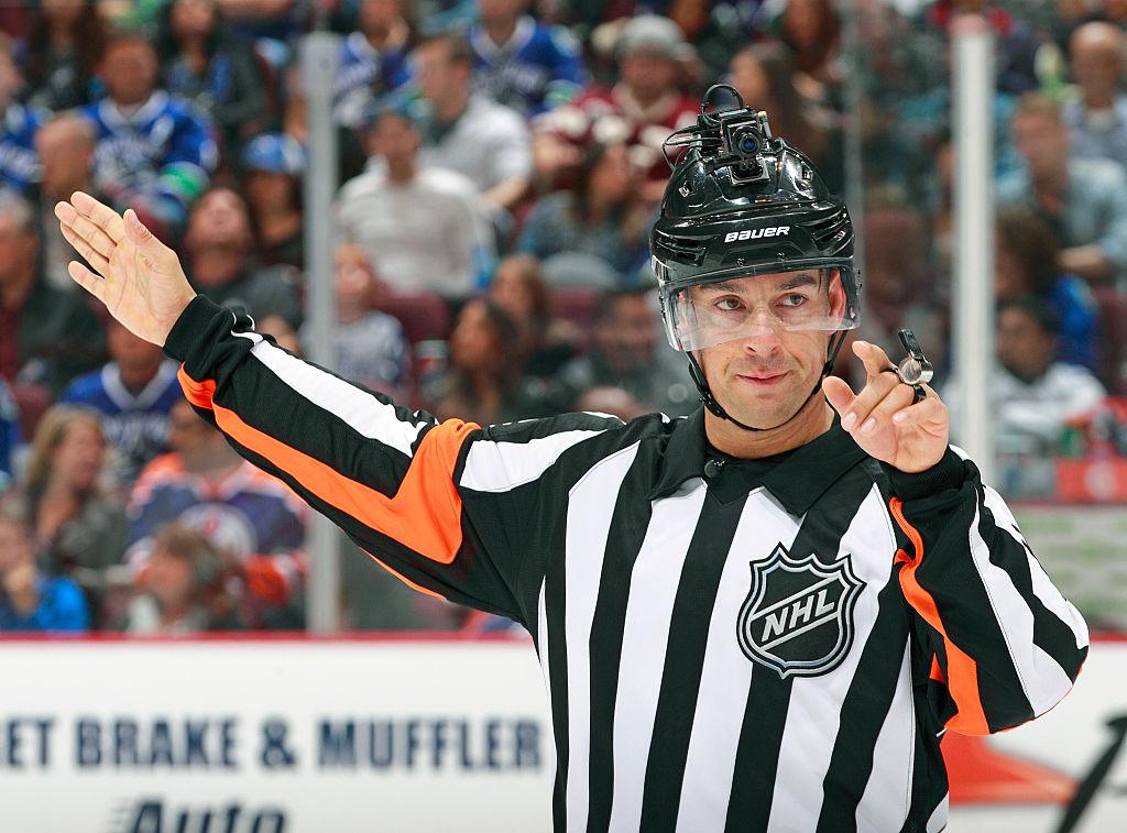 NHL rules