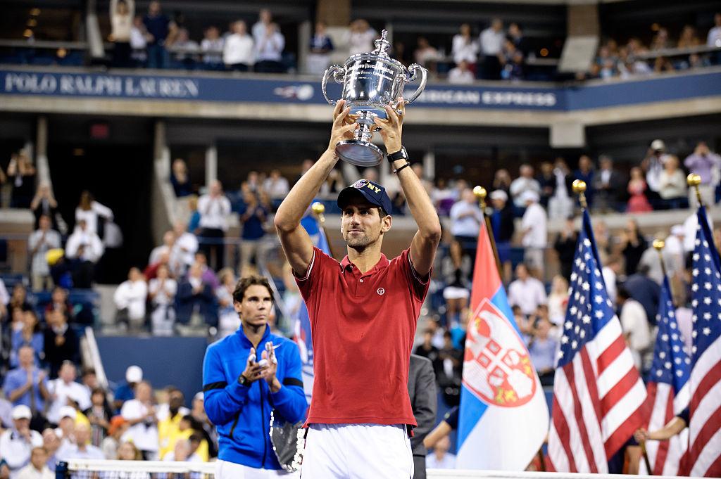2011 U.S. Open - Nadal v Djokovic