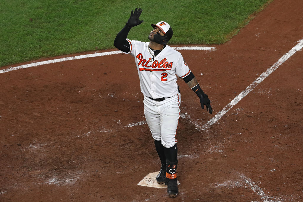 A Jonathan Villar home run helped the Orioles do something positively notable during the 2019 baseball season.