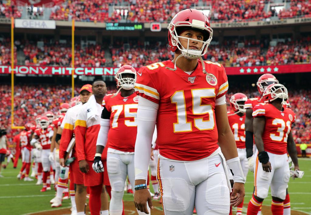 NFL: Patrick Mahomes Heading Toward a Historic Payday?