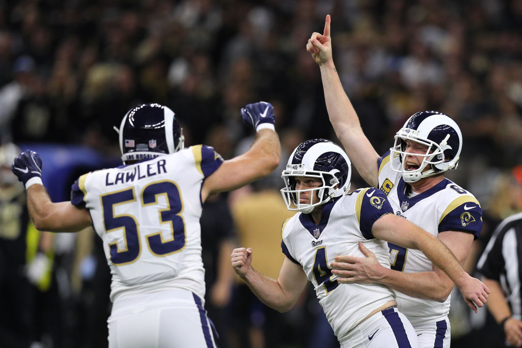 Would the Rams have made the Super Bowl if expanded NFL playoffs were in place for the 2018 postseason?