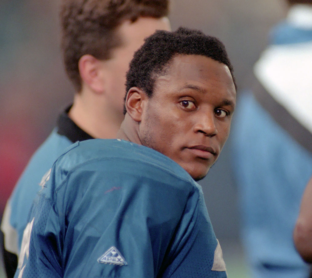 Detroit Lions Barry Sanders