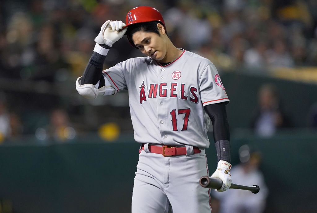 Los Angeles Angels of Anaheim Shohei Ohtani