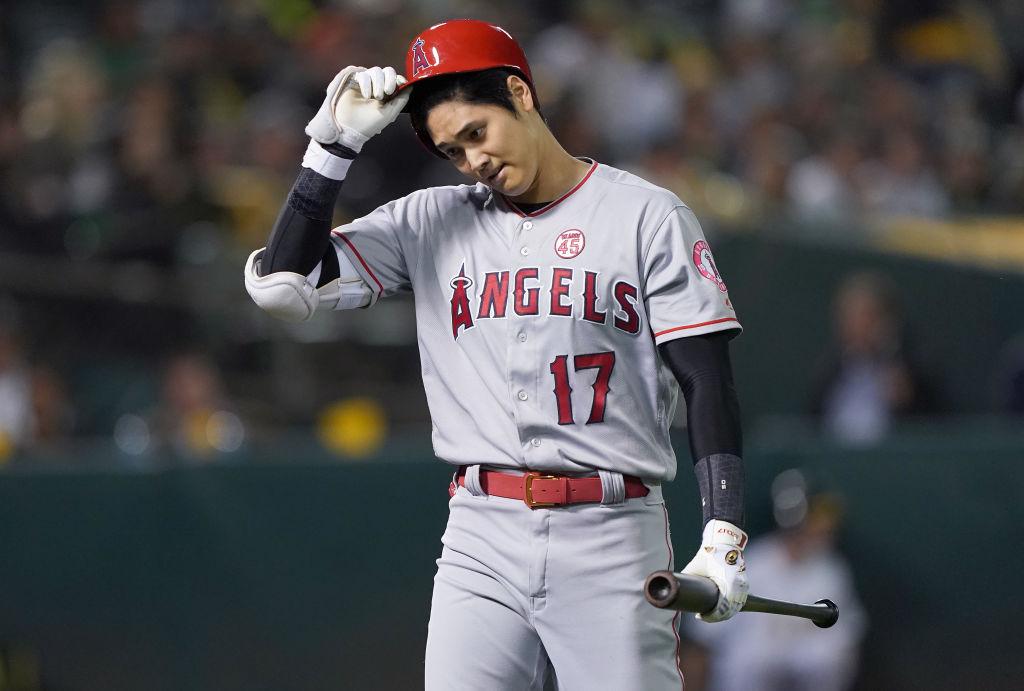 Los Angeles Angels of Anaheim Shohei Ohtani