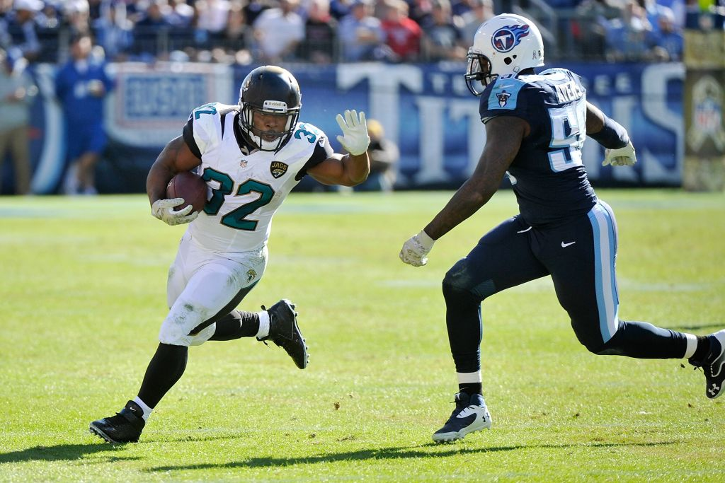 Star running back Maurice Jones-Drew was one of the shortest NFL players ever to take the field.
