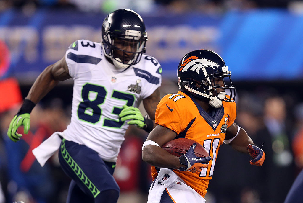 Trindon Holliday remains one of the shortest NFL players ever.