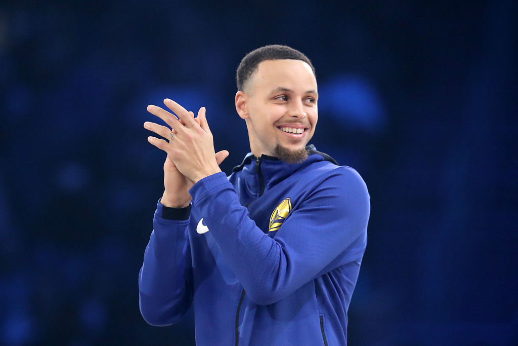 Warriors guard Stephen Curry intends to play for Team USA in the 2020 Olympics.
