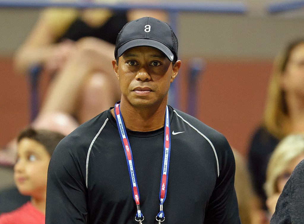 US Open Tiger Woods