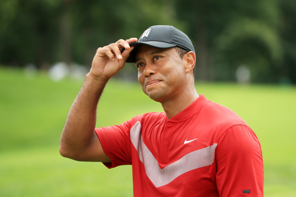 BMW Championship - Tiger Woods