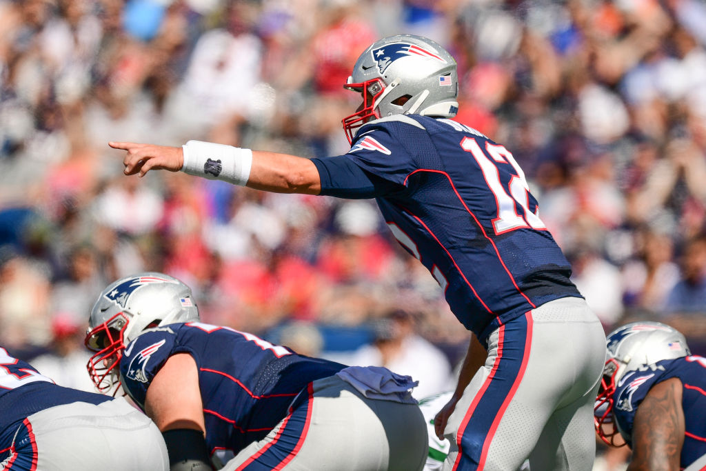 Patriots quarterback Tom Brady found NFL success after spending time as a backup.