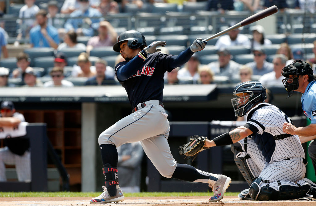 Cleveland trading Francisco Lindor would definitely spice up the MLB offseason.