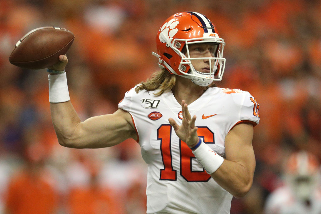 Trevor Lawrence should lead the Tigers to another big win
