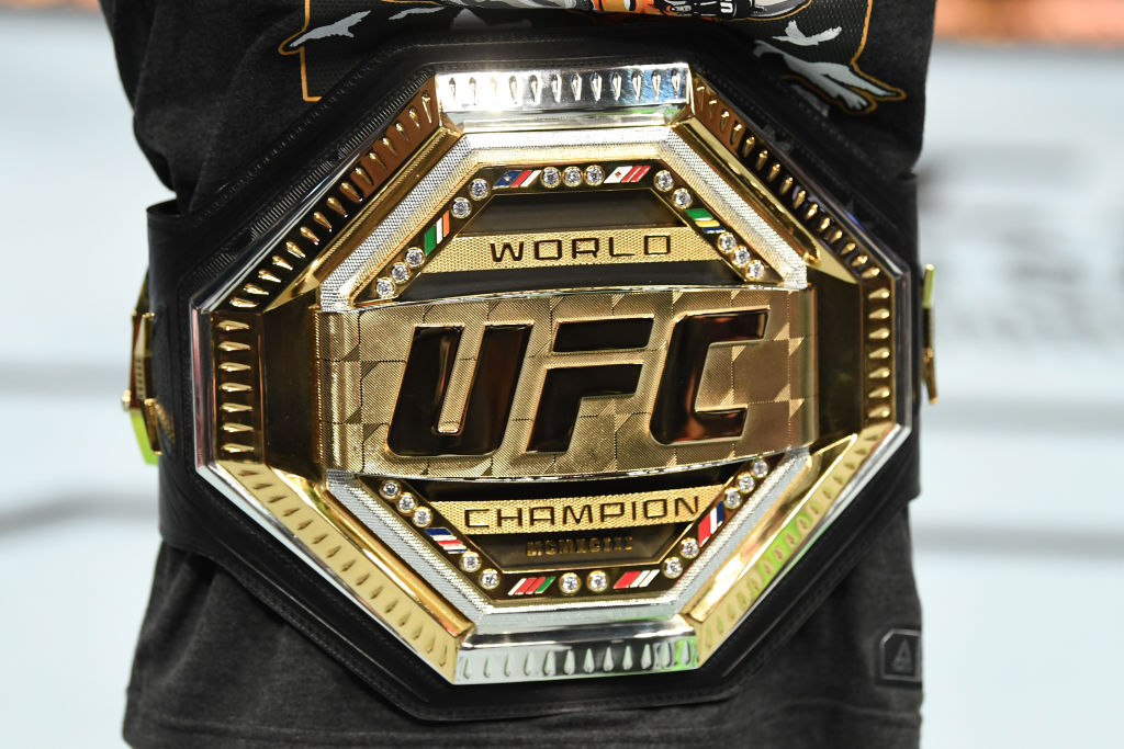 UFC championships