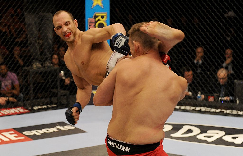 UFC fighting styles