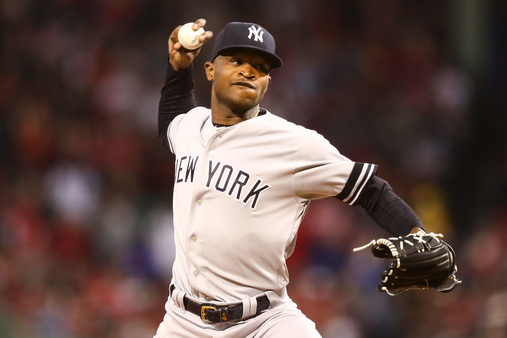 Domingo German might be coming out of the bullpen for the Yankees during the MLB postseason in October.