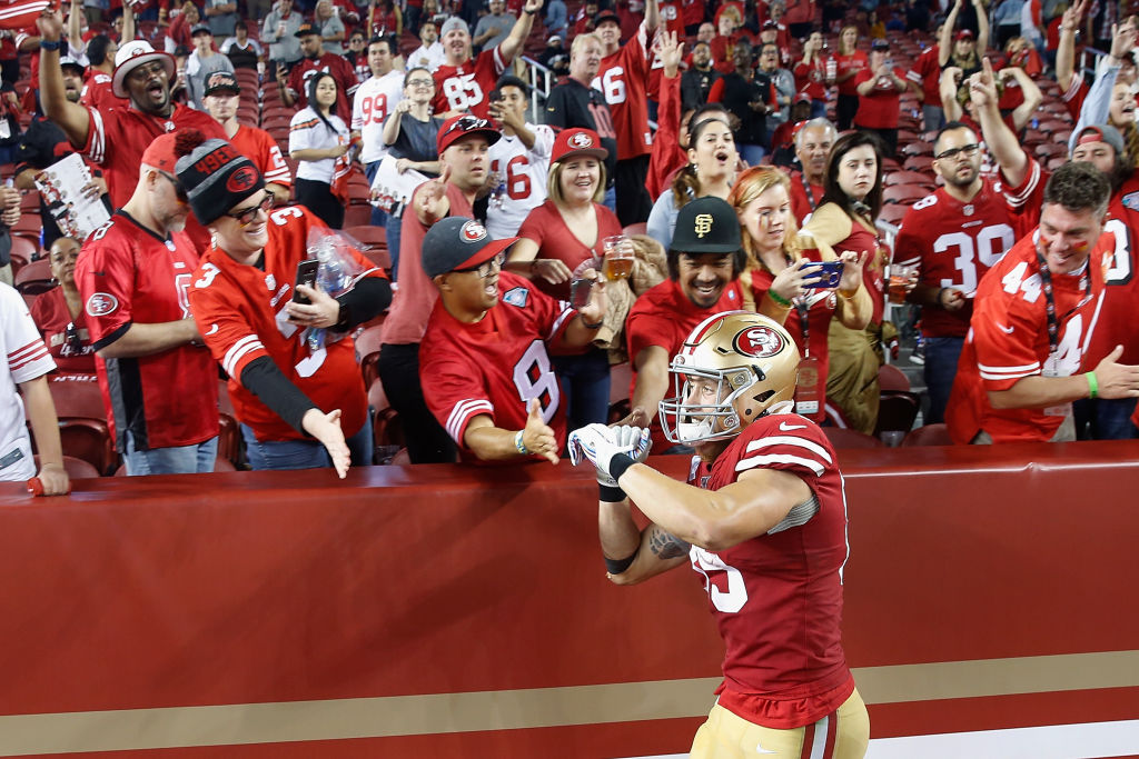 After a strong start, the San Francisco 49ers might legitimately be the NFC team to make the Super Bowl.