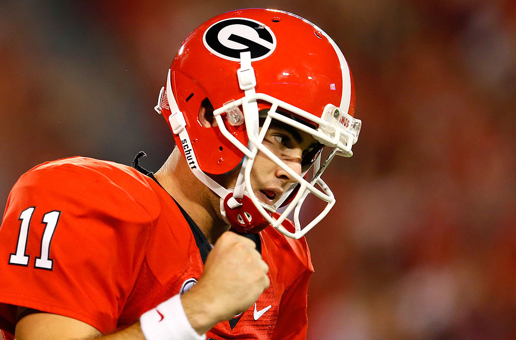Aaron Murray hopes to return to the form he showed at Georgia
