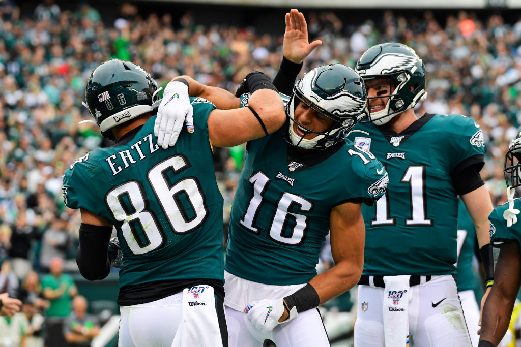 There are three things the Philadelphia Eagles need to do to still make the Super Bowl.