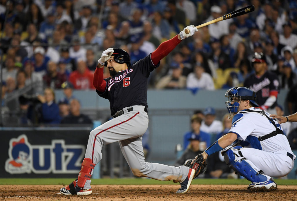 The Nationals Anthony Rendon is pending free agent who could bolt for greener pastures a la Bryce Harper.