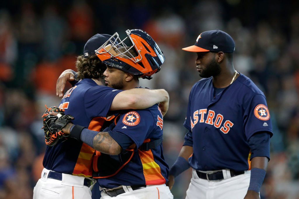 Dominant pitching, a stacked lineup, home-field advantage, and playoff experience give the Houston Astros the inside track to winning the 2019 World Series.