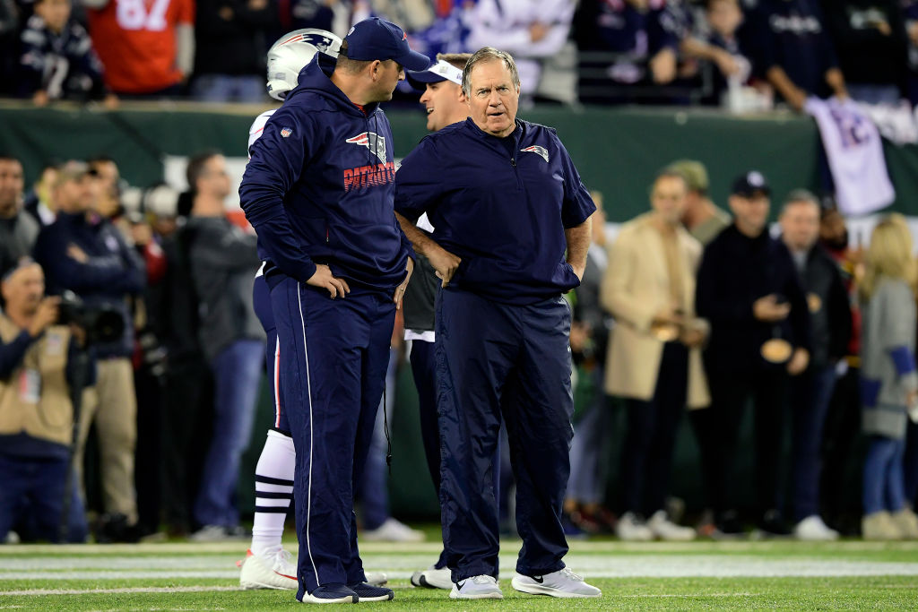 Could the New England Patriots lose both head coach Bill Belichick and quarterback Tom Brady.
