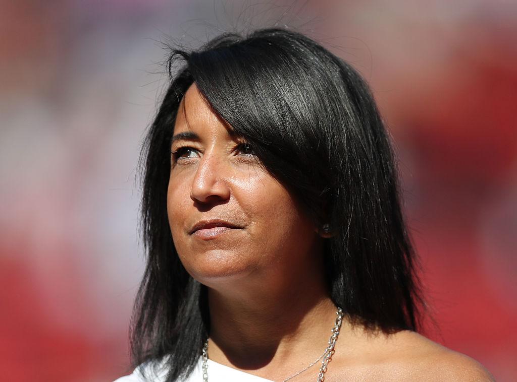 Boston Red Sox Senior Vice President Raquel Ferreira