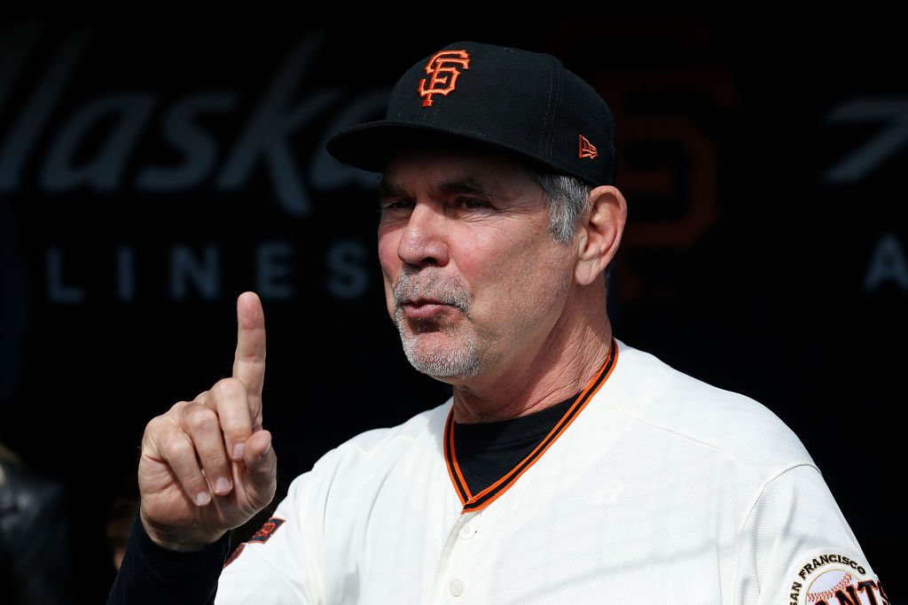Former Giants and Padres skipper Bruce Bochy will go down as one of the best managers in MLB history.