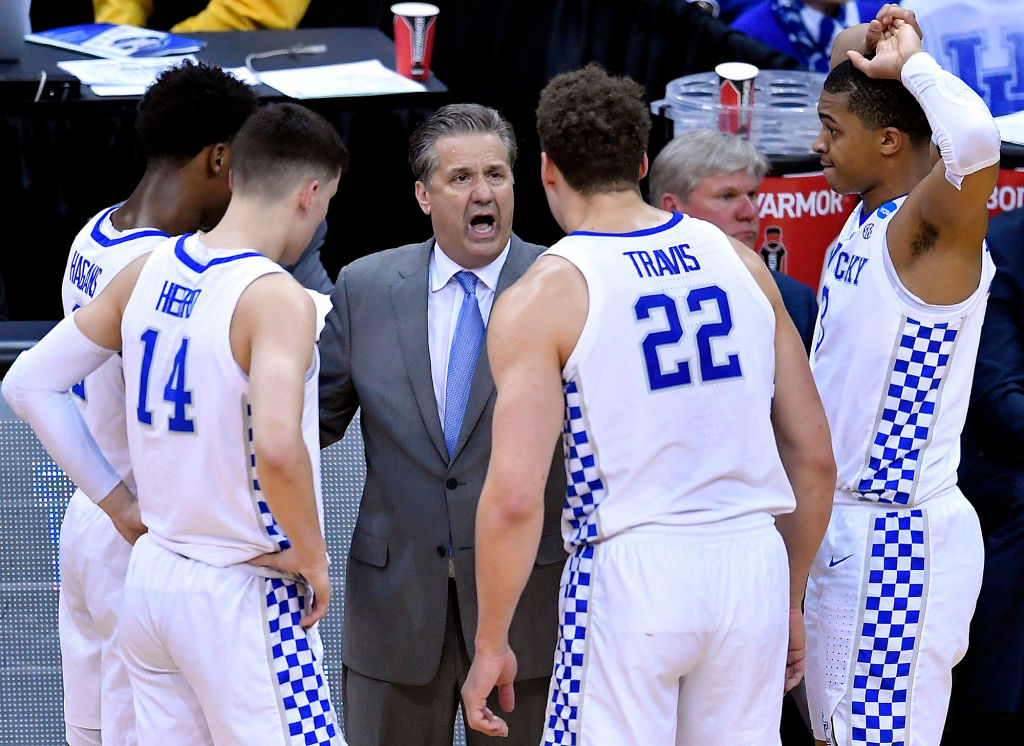 Kentucky basketball head coach John Calipari has an idea of how to fix the wave of one-and-done players going from college basketball to the NBA.
