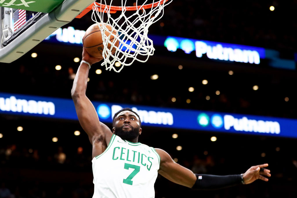 Accepting a contract extension from the Celtics might be the smartest move Jaylen Brown makes in his career.